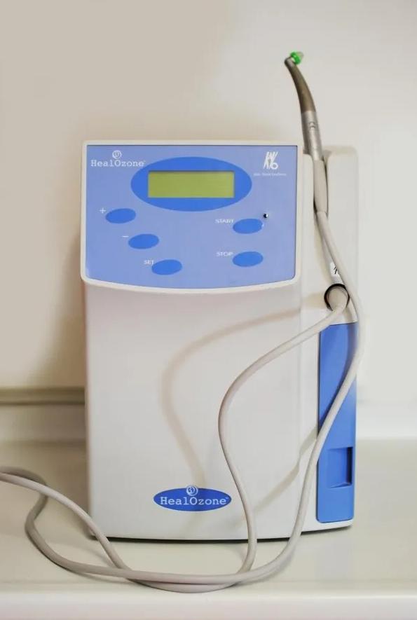 Prevenzione, laser diagnopen e ozonoterapia