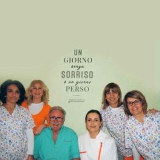 Staff dello Studio odontoiatrico Venneri