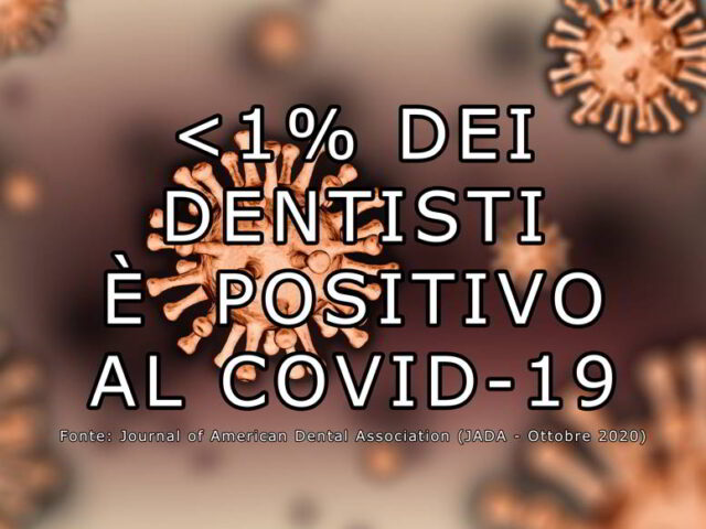 Home - copertina dentisti positivi covid 19 corona virus
